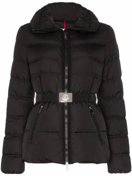 Moncler - Alouette belted puffer jacket 8565C603695699653000
