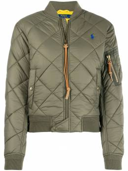 Polo Ralph Lauren - quilted bomber jacket 35603695369850000000