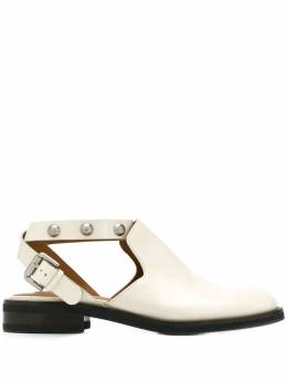 See By Chloé - studded roller buckle mules 3669A950985330000000