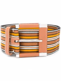 Loro Piana - striped belt 69359509950000000000