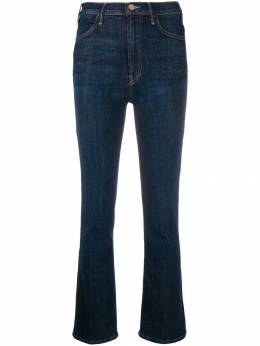 Mother - cropped bootcut jeans 33839503805000000000