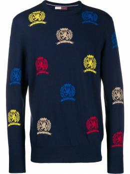 Hilfiger Collection - all-over pattern jumper RE665959509368600000