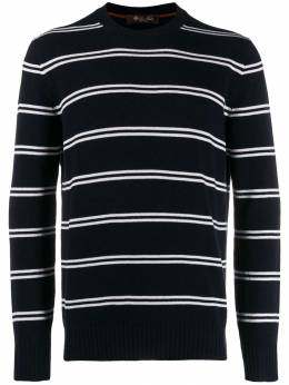 Loro Piana - striped sweatshirt 56539509969500000000