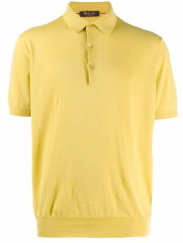 Loro Piana - knit polo shirt 69359509930000000000