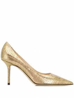 Jimmy Choo - pointed toe pumps E85MZT95095036000000