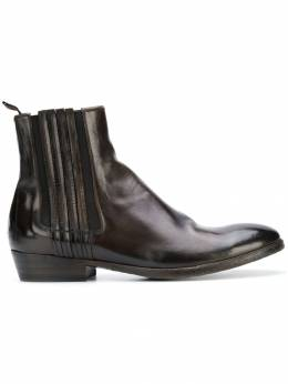 Silvano Sassetti - pull-on ankle boots 59398838800000000000