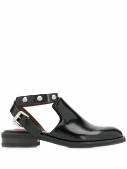 See By Chloé - buckle strap mules 3669A950939880000000
