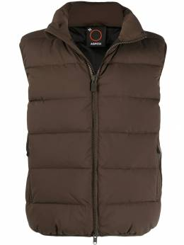 Aspesi - quilted shell gilet 8B360950953350000000