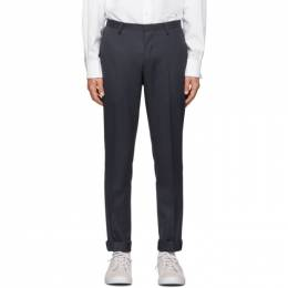 Tiger Of Sweden Blue Tretton Trousers T67166002