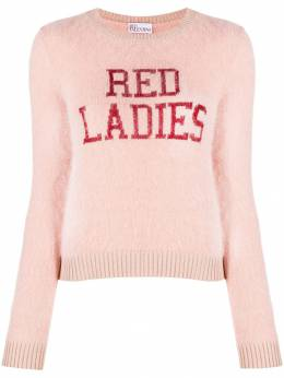 Red Valentino свитер Red Ladies SR0KCC044MW
