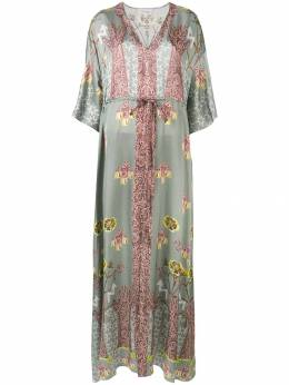 Temperley London - платье-туника 'Beaumont' с принтом BEU50996936580030000
