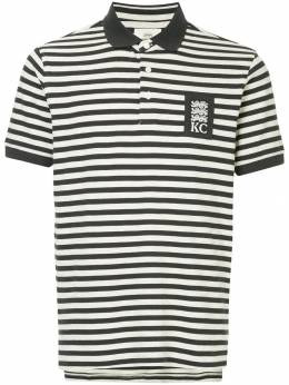 Kent & Curwen striped polo shirt K38H9TM040