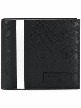 Bally stripe detail wallet 6224359