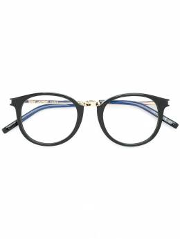 Saint Laurent Eyewear - очки 'SL 130 Combi' 36COMBI9935566600000