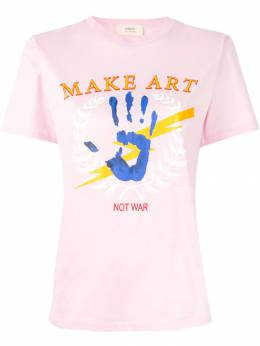 Ports 1961 - футболка Make Art Not War 99KKX58JCOU653939989
