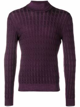 Barba roll neck jumper 5759222735