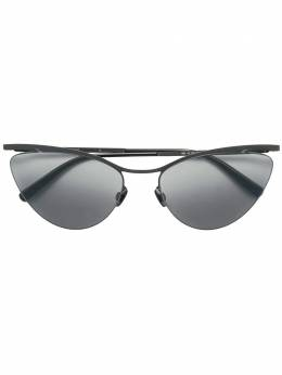 Mykita cat eye shaped sunglasses MIZUHO
