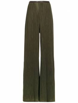 Adriana Degreas Pleated wide trousers CCPT010834