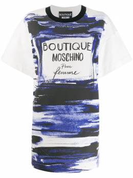 Boutique Moschino футболка Pour Femme A170211253002