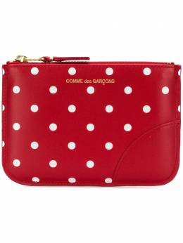 Comme des Garcons Wallet кошелек 'Polka Dots Printed' SA8100PD