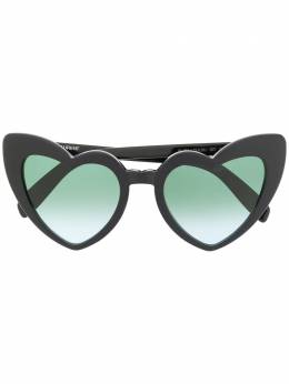 Saint Laurent Eyewear солнцезащитные очки New Wave SL 181 Lou Lou SL181LOULOU