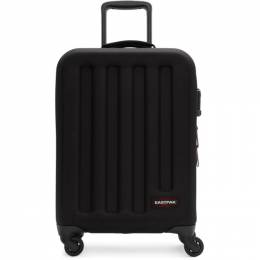 Eastpak Black Small Tranzshell Carry-On Suitcase 192132M17300201GB