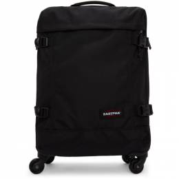 Eastpak Black Small Trans4 Suitcase 192132M17300601GB
