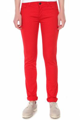 Брюки Trussardi Collection 201_POLLONE_ROSSO_RED