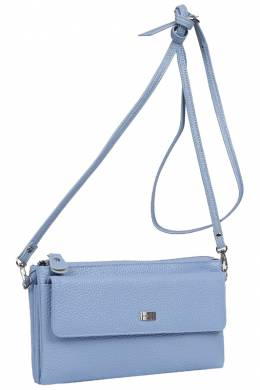 Кошелек Fabretti 86003-LIGHT BLUE