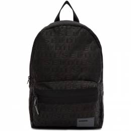 Diesel Black Discover-Me Mirano Backpack X06264 P2250