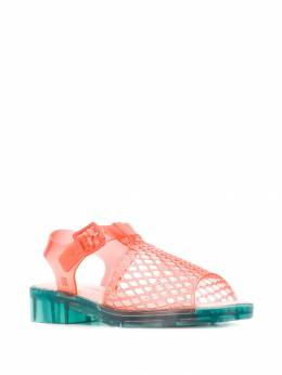 Opening Ceremony - mesh look jelly sandals 35953399090000000000