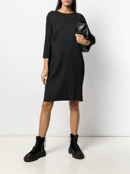 Pleats Please By Issey Miyake - relaxed-fit t-shirt dress 8JH56595509539000000