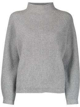 Peserico - ribbed knit sweater 583F63R9559690800000
