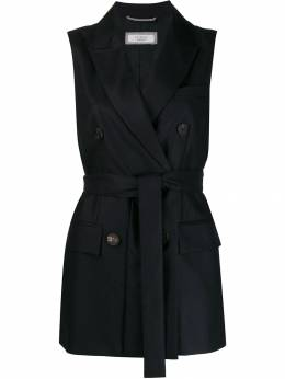 Peserico - sleeveless double breasted jacket 363A9559699900000000