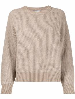 Peserico - ribbed jumper 909F6395596936000000