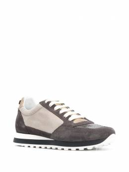 Peserico - contrast low-top sneakers 339C6955930050000000