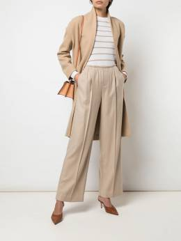 Vince - high-waisted wide trousers 33093669550539500000