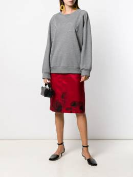 Nº21 - oversized knitted sweater 95095896395535006000