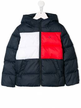Tommy Hilfiger Junior куртка-пуховик KB0KB05286