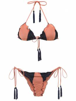 Brigitte triangle top bikini set BI889
