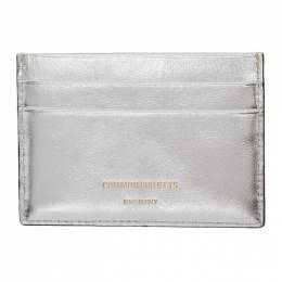 Common Projects Silver Multi Card Holder 192133M16300101GB