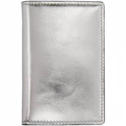 Common Projects Silver Folio Wallet 192133M16400201GB