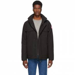 Canada Goose Black Forester Jacket 5816M