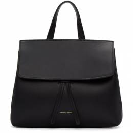 Mansur Gavriel Black Mini Mini Lady Bag 192662F04600301GB