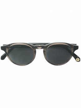 round frame sunglasses Peter & May Walk S55