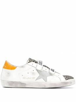 Golden Goose Deluxe Brand кроссовки 'Super Star Old School Edit' G33MS206A2