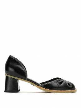 Sarah Chofakian leather pumps DANCINGHOUSEGR40