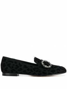 Dolce and Gabbana Jackie slippers CP0090AV230