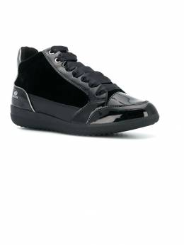 Geox - varnished panel sneakers 3LA6FPHH939355930000