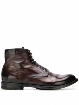 Officine Creative lace-up boots ANATOMIA13AEROBUFALO